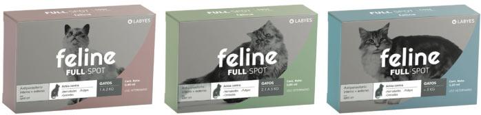 Pack - Feline Fullspot