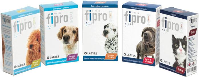 Pack - Fipro
