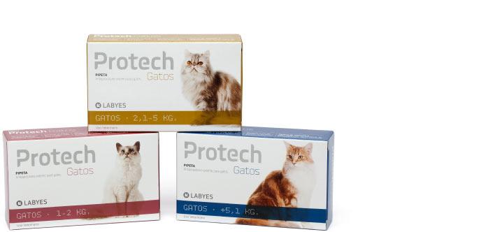 Pack - Protech Gatos