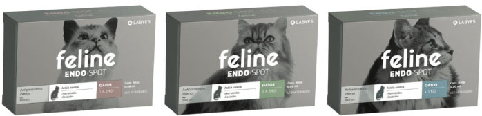 Pack - Feline Endospot