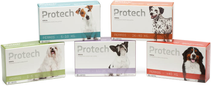 Pack - Protech Dogs