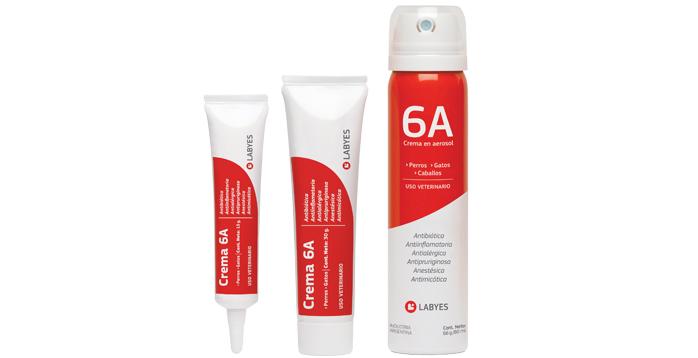 Pack - Crema 6A